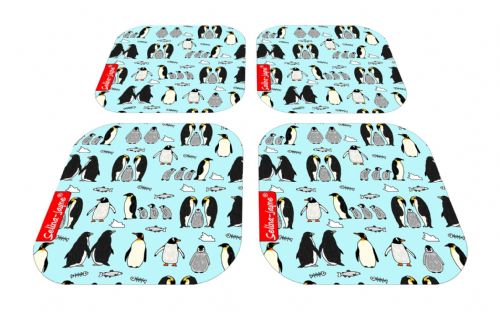 Selina-Jayne Penguins Limited Edition Designer Coaster Gift Set